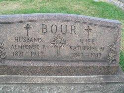 Katherine M <I>Koffler</I> Bour