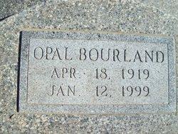 E. Opal <I>Oliver</I> Bourland