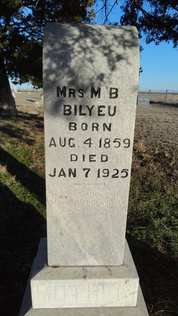 "Mary Elizabeth ""Beth"" <I>Marks</I> Bilyeu"