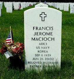 """Francis Jerome """"Frank"""" Macioch"""