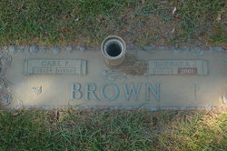 Barbara Josephine <I>Herch</I> Brown