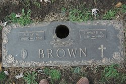 Edward A. Brown