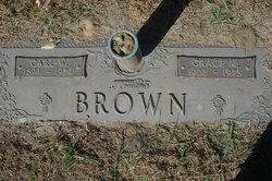 Grace Minerva <I>Ricker</I> Brown