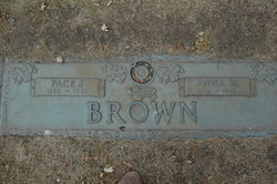 Pace James Brown