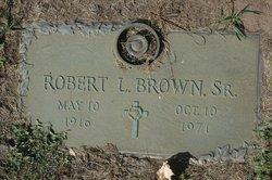 Robert L. Brown, Sr