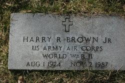 Harry R. Brown, Jr