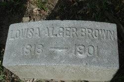 Louisa <I>Alger</I> Brown
