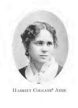Harriet Colgate Abbe