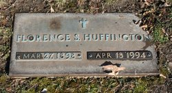 Florence <I>Snyder</I> Huffington