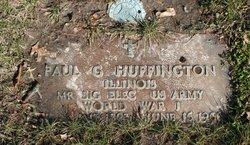 Paul Glen Huffington