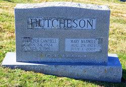 Fletcher Campbell Hutcheson Sr.