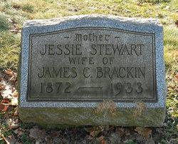 Jessie Robbins <I>Stewart</I> Brackin