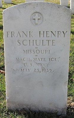 Frank Henry Schulte