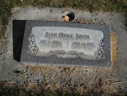 Elda Marie Smith