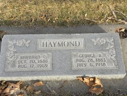 George Dilworth Haymond