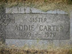 Addie Carter