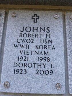 Robert Howard Johns