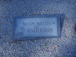 Allen Matthew Anderson