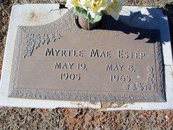 Myrtle Mae <I>Ivy</I> Estep