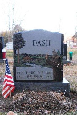 Harold Basil Dash