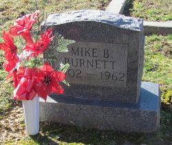 Mike B Burnett