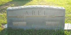 "Elizabeth Fay ""Betty"" <I>Abel</I> Abel"