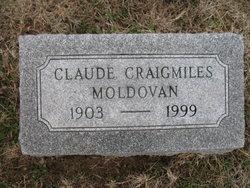 Claude <I>Craigmiles</I> Moldovan