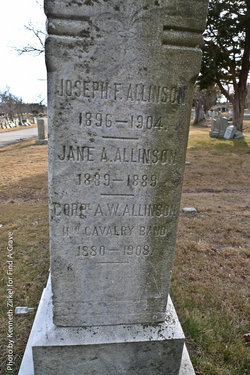 Joseph F Allinson