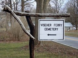 Vischer Ferry Cemetery