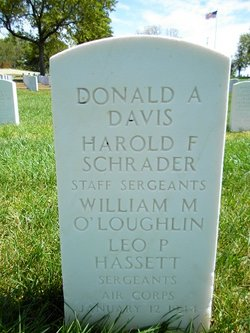 Sgt Harold F Schrader