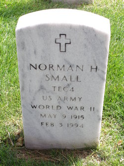 Norman H Small