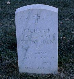 Richard W. Schwinden