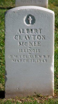 Albert Clayton McKee