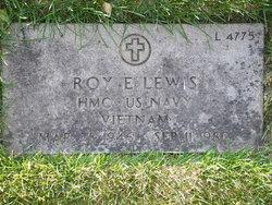 Roy E Lewis
