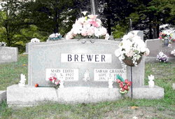 Sarah Bell <I>Graham</I> Brewer