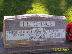 Raymond Isaac Hutchings