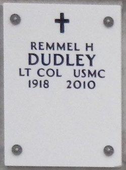 Remmel H Dudley