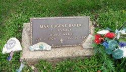 Max E. Baker