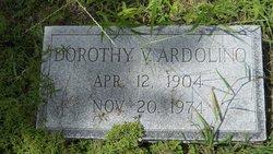 Dorothy V Ardolino