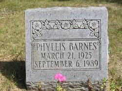 Phyllis <I>Flynn</I> Barnes