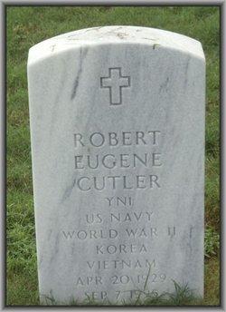 Robert Eugene Cutler