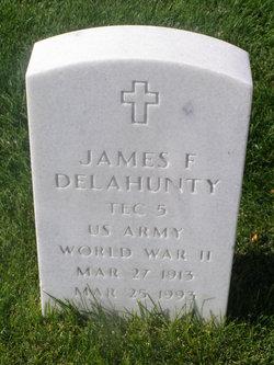 James F Delahunty