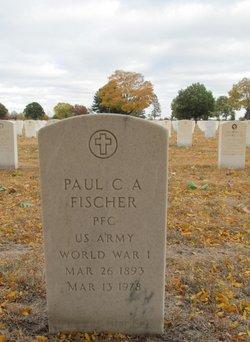 Paul C A Fischer