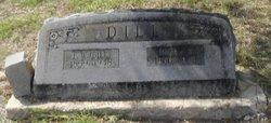 Clara Bell <I>Rea</I> Dill