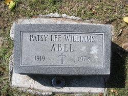 Patsy Lee <I>Simpson</I> Abel