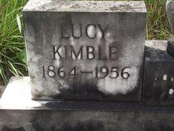 Lucy Mahala <I>Reach</I> Kimble