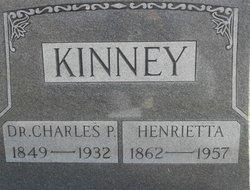 Henrietta <I>Race</I> Kinney