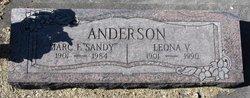 "Marc Frank ""Sandy"" Anderson"