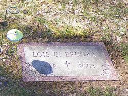 Lois Olive <I>Groat</I> Brooks