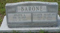 Eleanor <I>Mcfarland</I> Barone